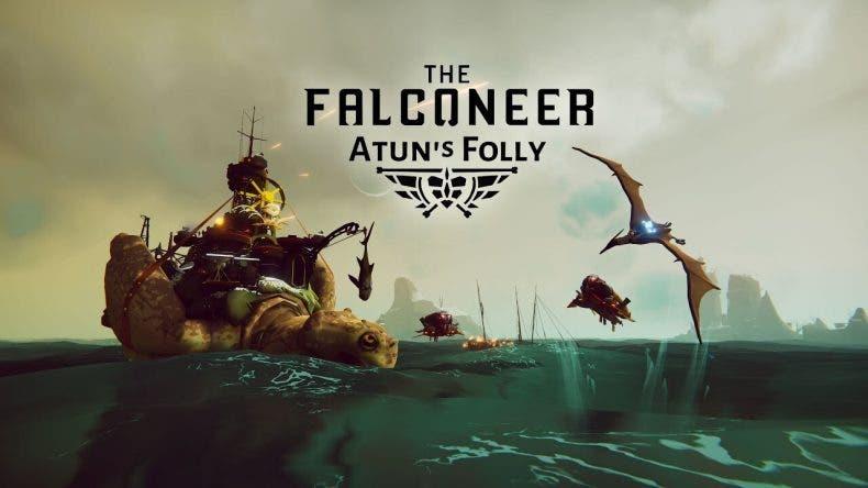 actualización sorpresa y gratuita a The Falconeer