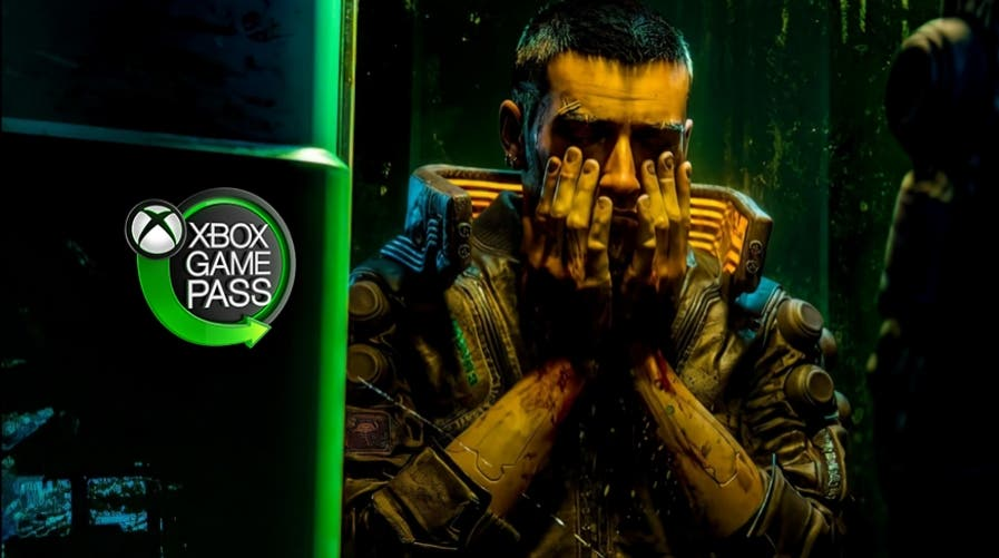 Podría suplir Cyberpunk 2077 a The Witcher 3 en Xbox Game Pass
