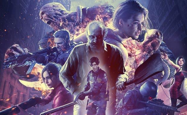 Resident Evil Re:Verse tendrá una segunda beta