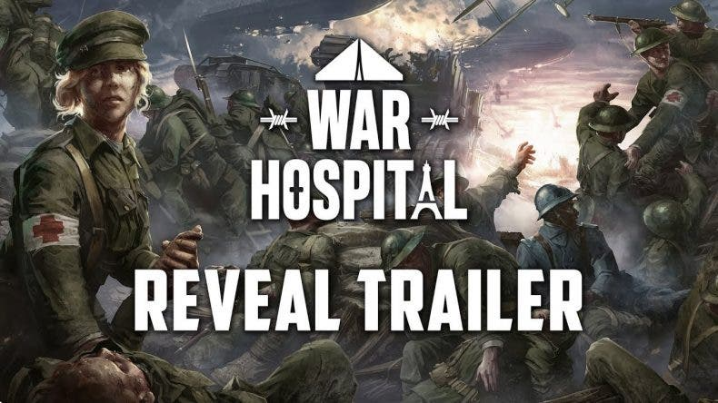 El juego de estrategia War Hospital llegará a Xbox Series X 1