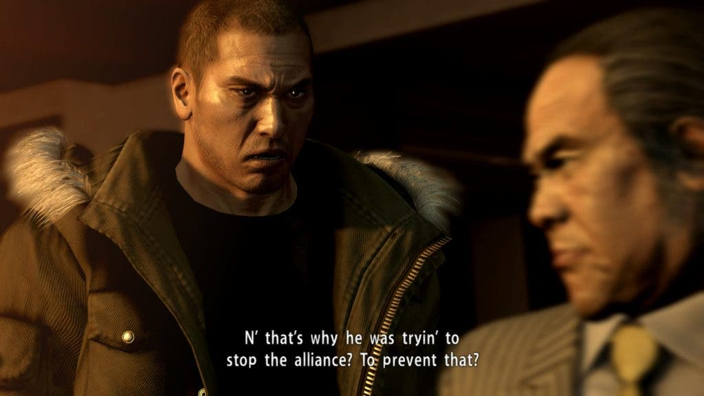 Análisis de Yakuza 5 Remastered - Xbox One 7