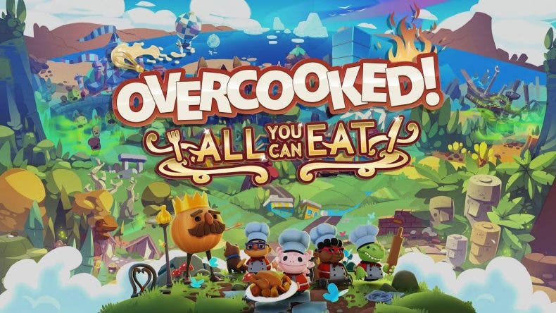 Overcooked! All You Can Eat ya está disponible para Xbox Series X/S 1