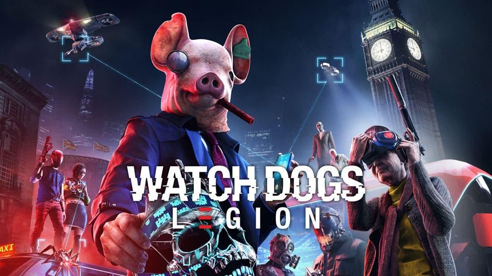 Gran oferta de Watch Dogs Legion para Xbox 1