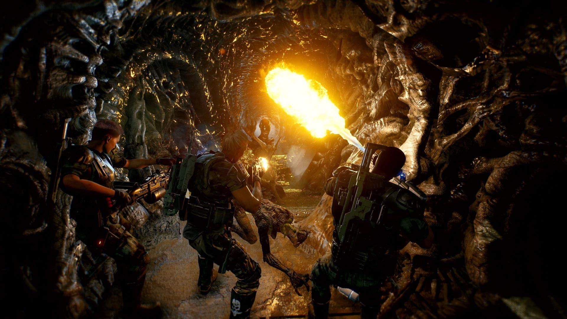Alien: Fireteam