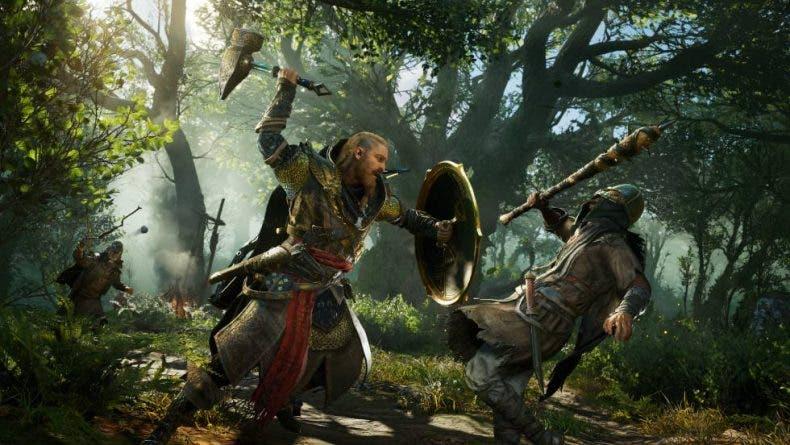 La primera gran expansión de Assassin's Creed Valhalla se retrasa