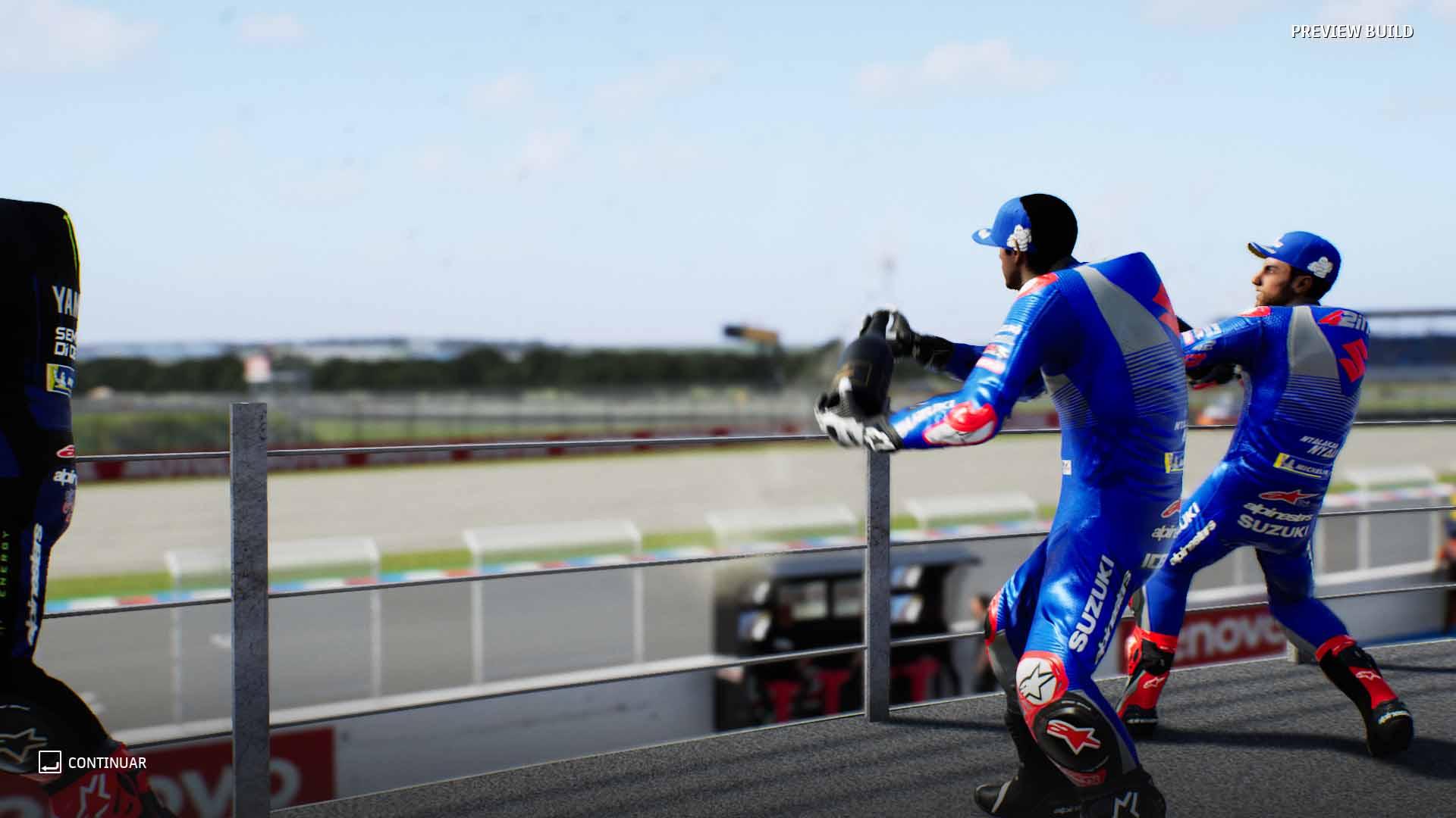 Avance de MotoGP 21 6