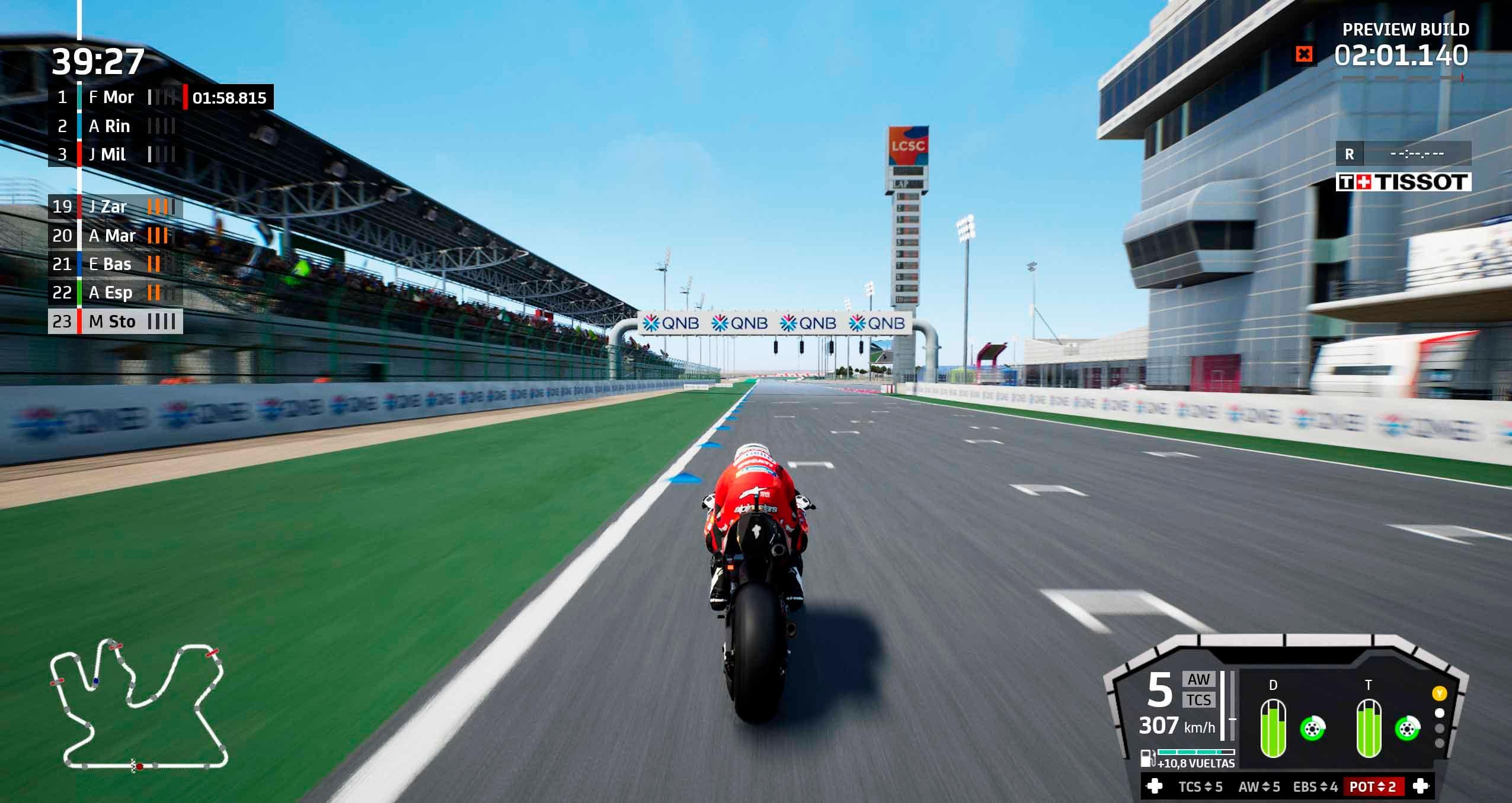 Avance de MotoGP 21 2