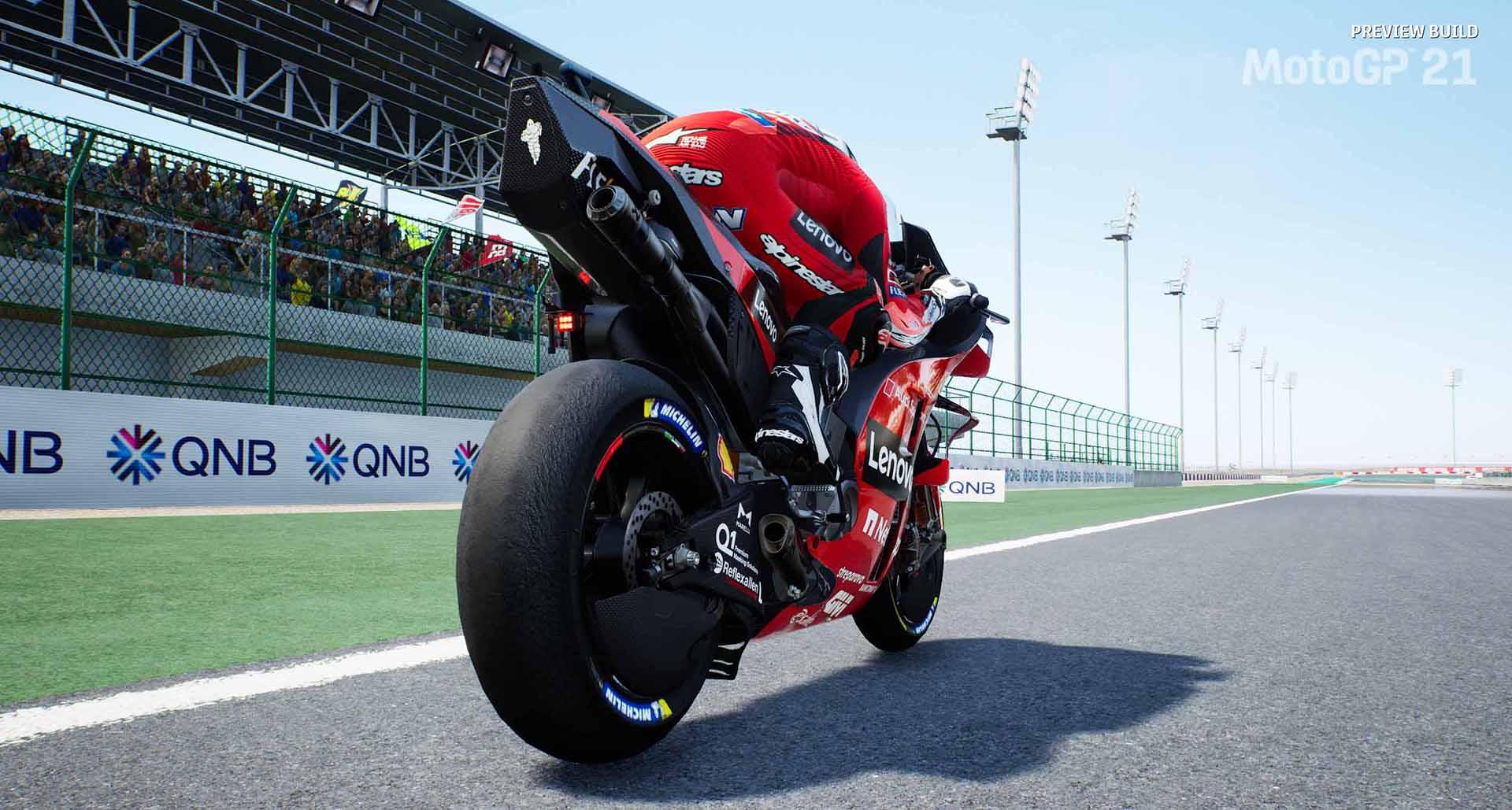 Avance de MotoGP 21 5