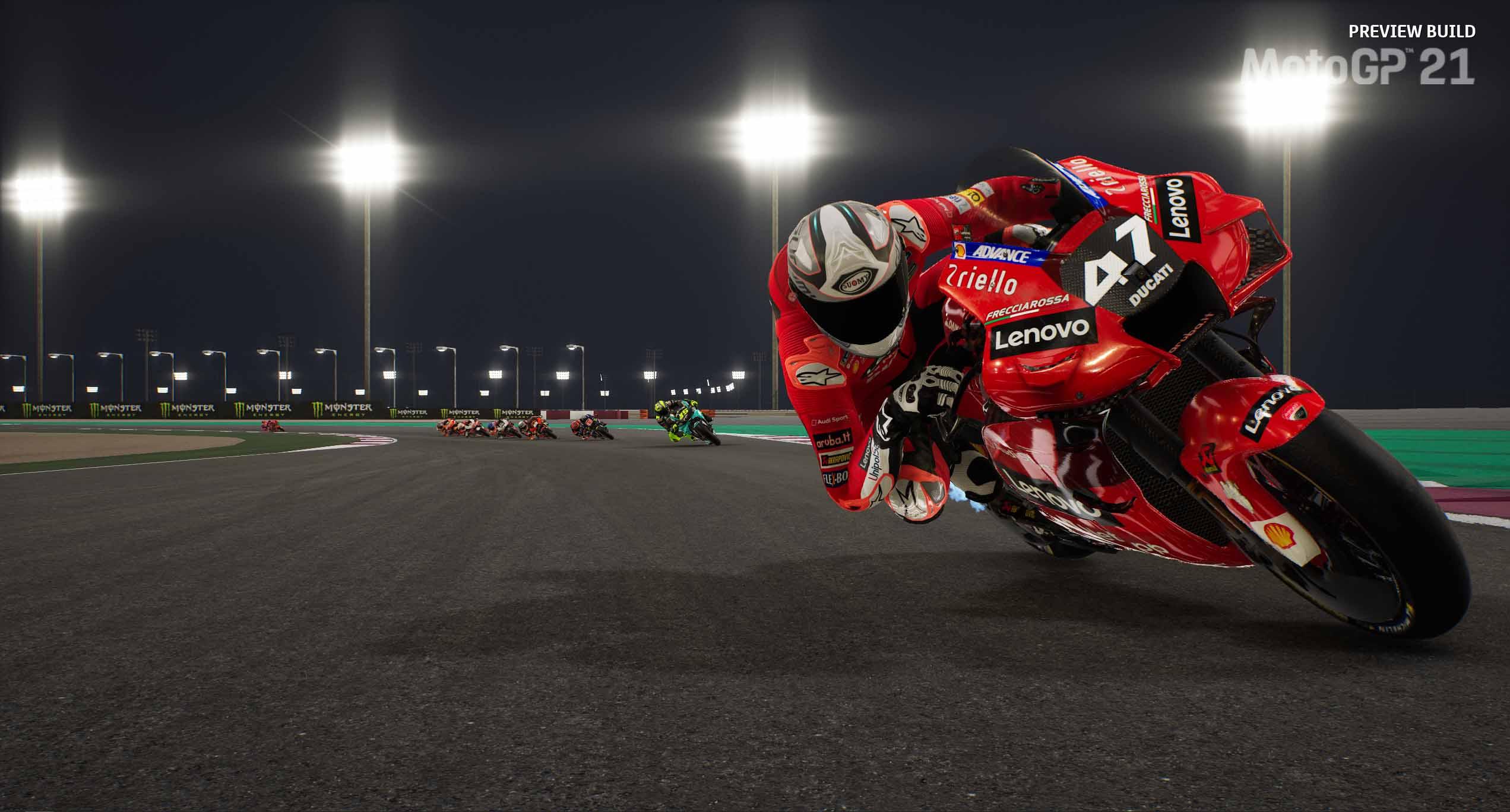 """Xbox Series S no ha supuesto """"ningún problema"""" para el desarrollo de MotoGP 21 2"""