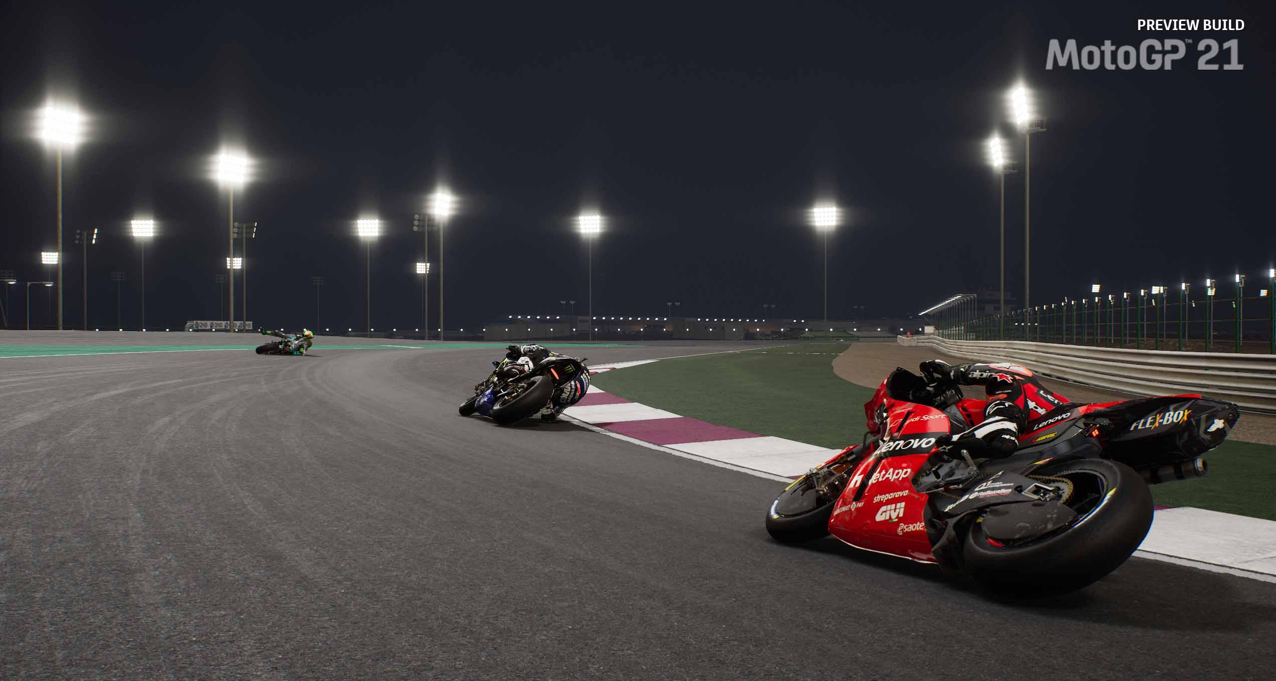 Avance de MotoGP 21 4