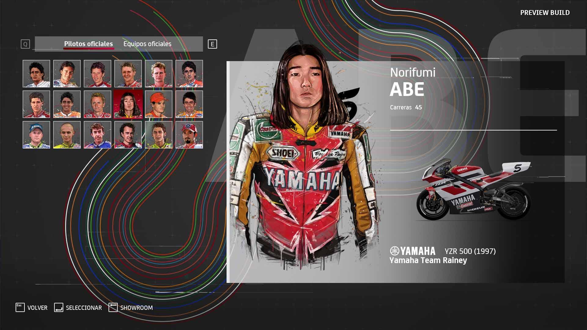 Avance de MotoGP 21 3