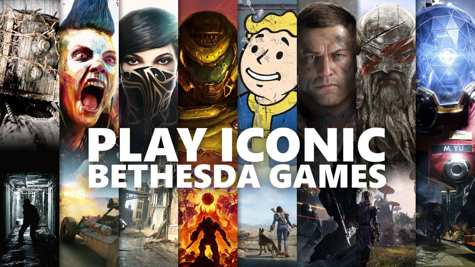 juegos antiguos de Bethesda recibirán FPS Boost en Xbox Series X