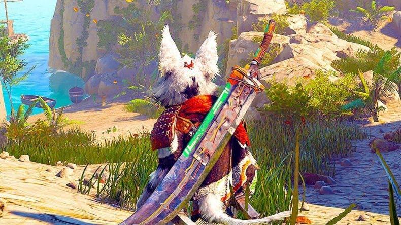 Biomutant llegará a EA Play Pro el día del lanzamiento 1