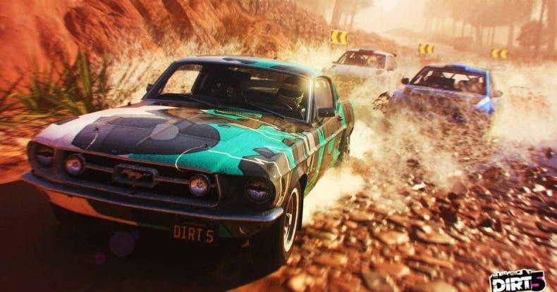 Dirt 5 recibe nuevo contenido gratuito y juego cruzado esta semana 1