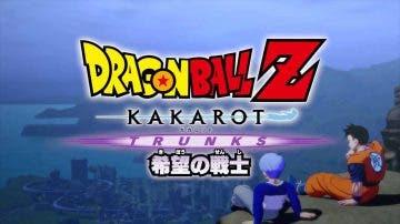 Dragon Ball Z Kakarot presenta un nuevo DLC protagonizado por Trunks 3