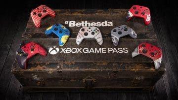 mandos limitados de Xbox y Bethesda