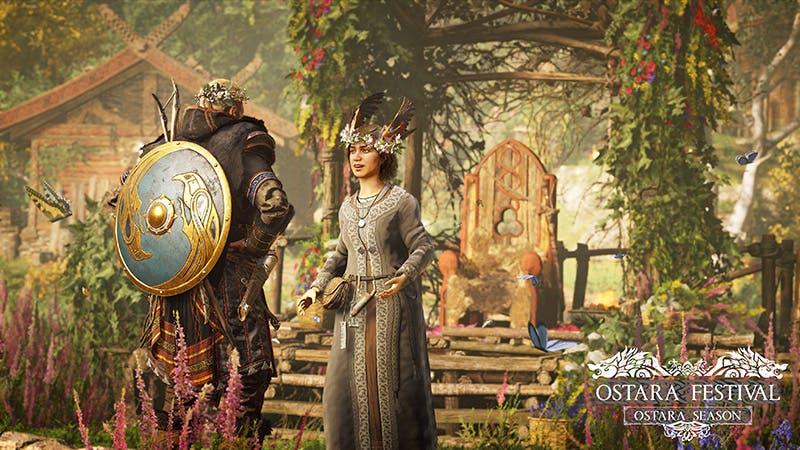 Ubisoft desactiva partes del último parche de Assassin's Creed Valhalla para evitar fallas 1