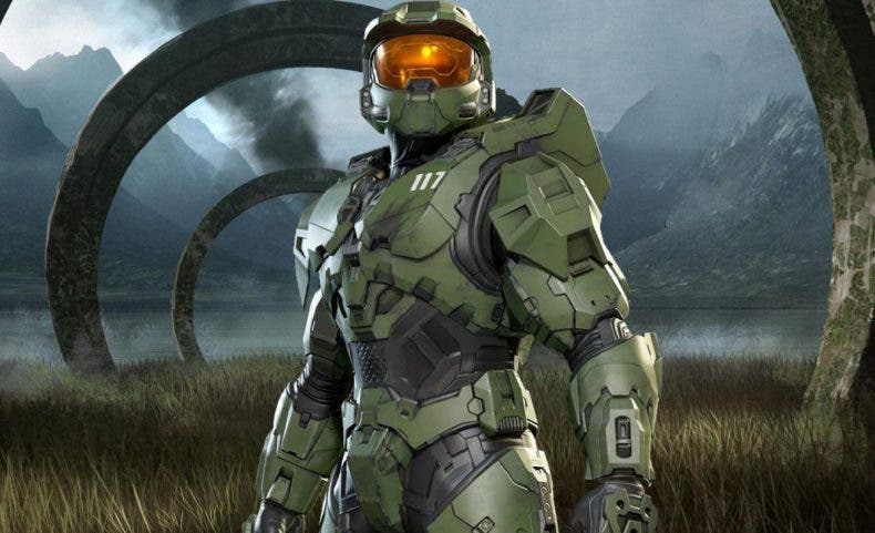Una filtración de Halo Infinite revela un misterioso Spartan como personaje del juego 1