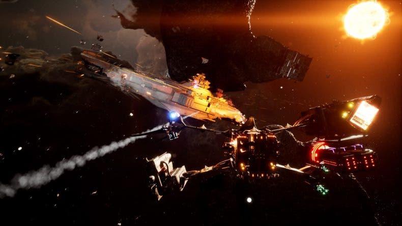 La mezcla de terror y combates espaciales de Haunted Space llegará a Xbox Series X|S 1