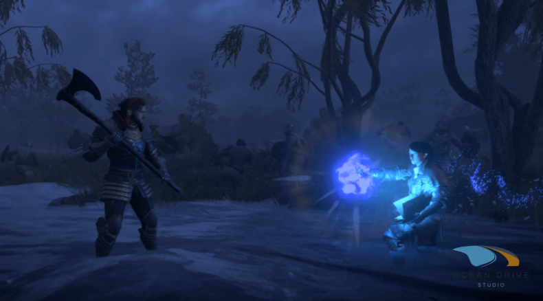 Así es Lost Eidolons, el RPG que recuerda a Fire Emblem 1