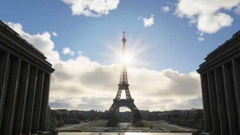 Microsoft Flight Simulator anticipa las mejoras del mapa de Francia con un tráiler 1