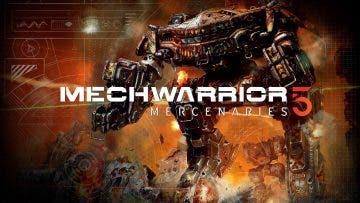 MechWarrior 5: Mercenaries ya tiene fecha de lanzamiento en Xbox 1
