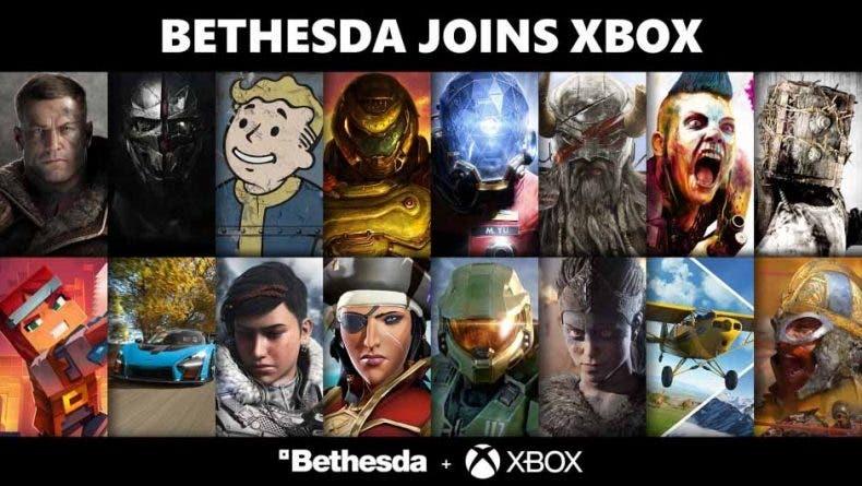 juegos de Bethesda sí serán exclusivos de Xbox y PC