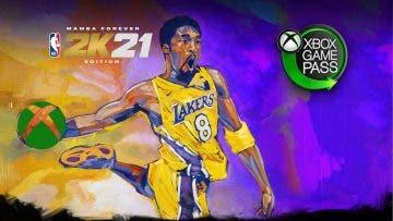 NBA 2K21 llegará a Xbox Game Pass