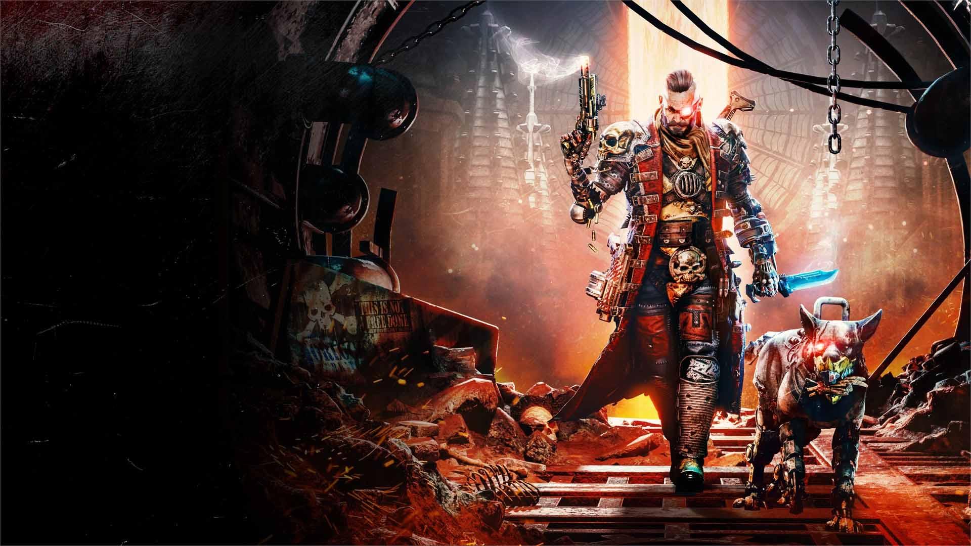 Necromunda: Hired Gun presenta su escopeta en un nuevo tráiler con gameplay 5