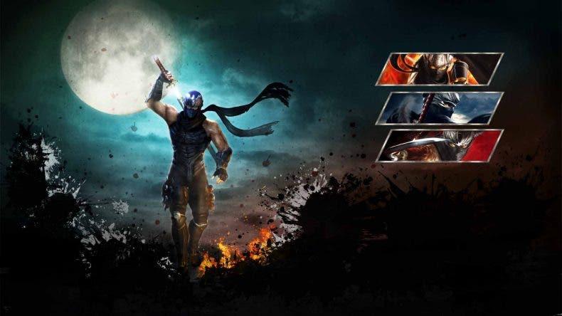 Nuevo tráiler de Ninja Gaiden: Master Collection 1