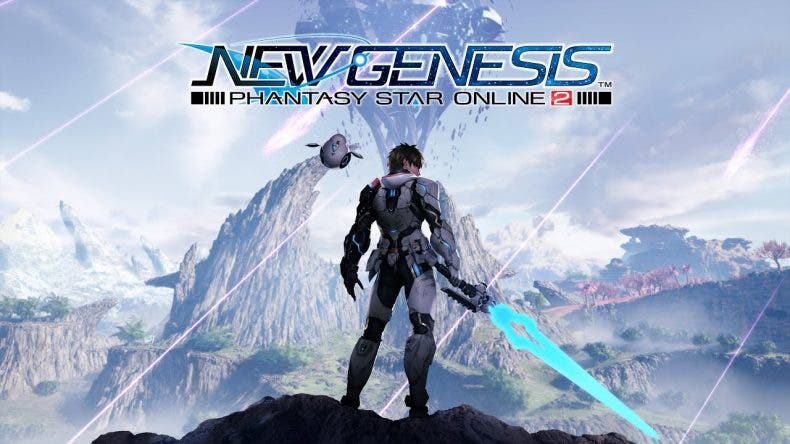 Phantasy Star Online 2: New Genesis libera videos mostrando habilidades de batalla 1
