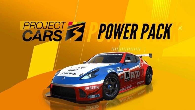 Project CARS 3 introduce nuevo contenido con el DLC Power Pack 1