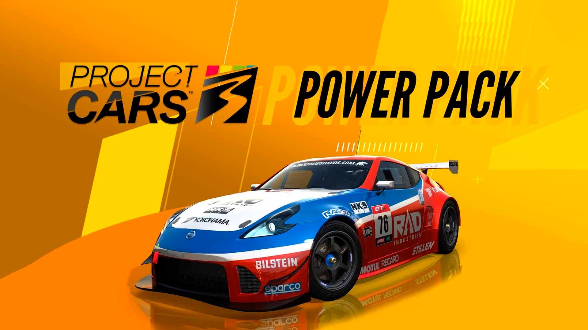 Project CARS 3 introduce nuevo contenido con el DLC Power Pack 3
