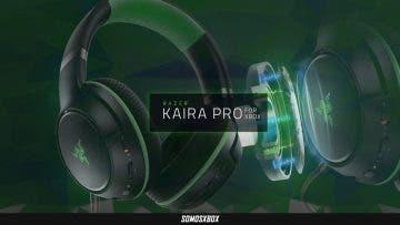 Análisis de Razer Kaira Pro - Auriculares inalámbricos para Xbox Series X|S 2