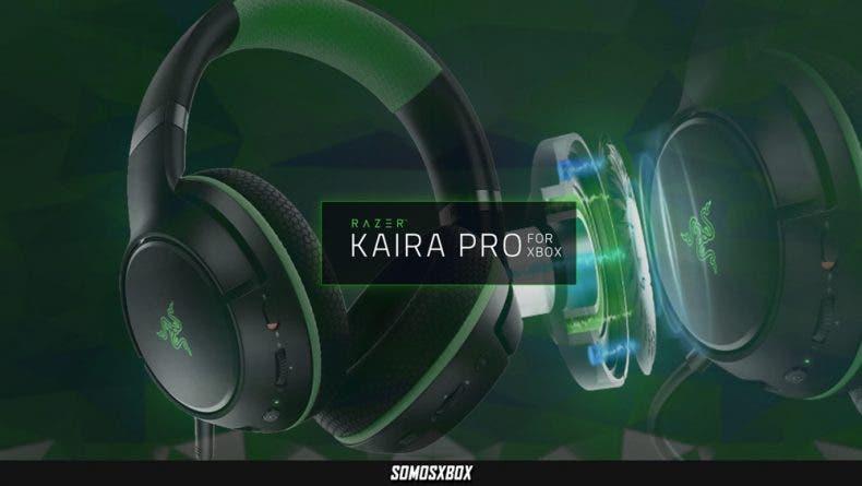Análisis de Razer Kaira Pro - Auriculares inalámbricos para Xbox Series X|S 1