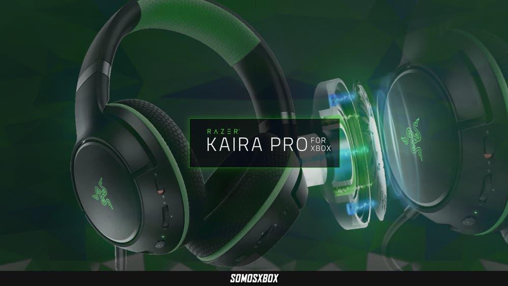 Análisis de Razer Kaira Pro - Auriculares inalámbricos para Xbox Series X|S 4