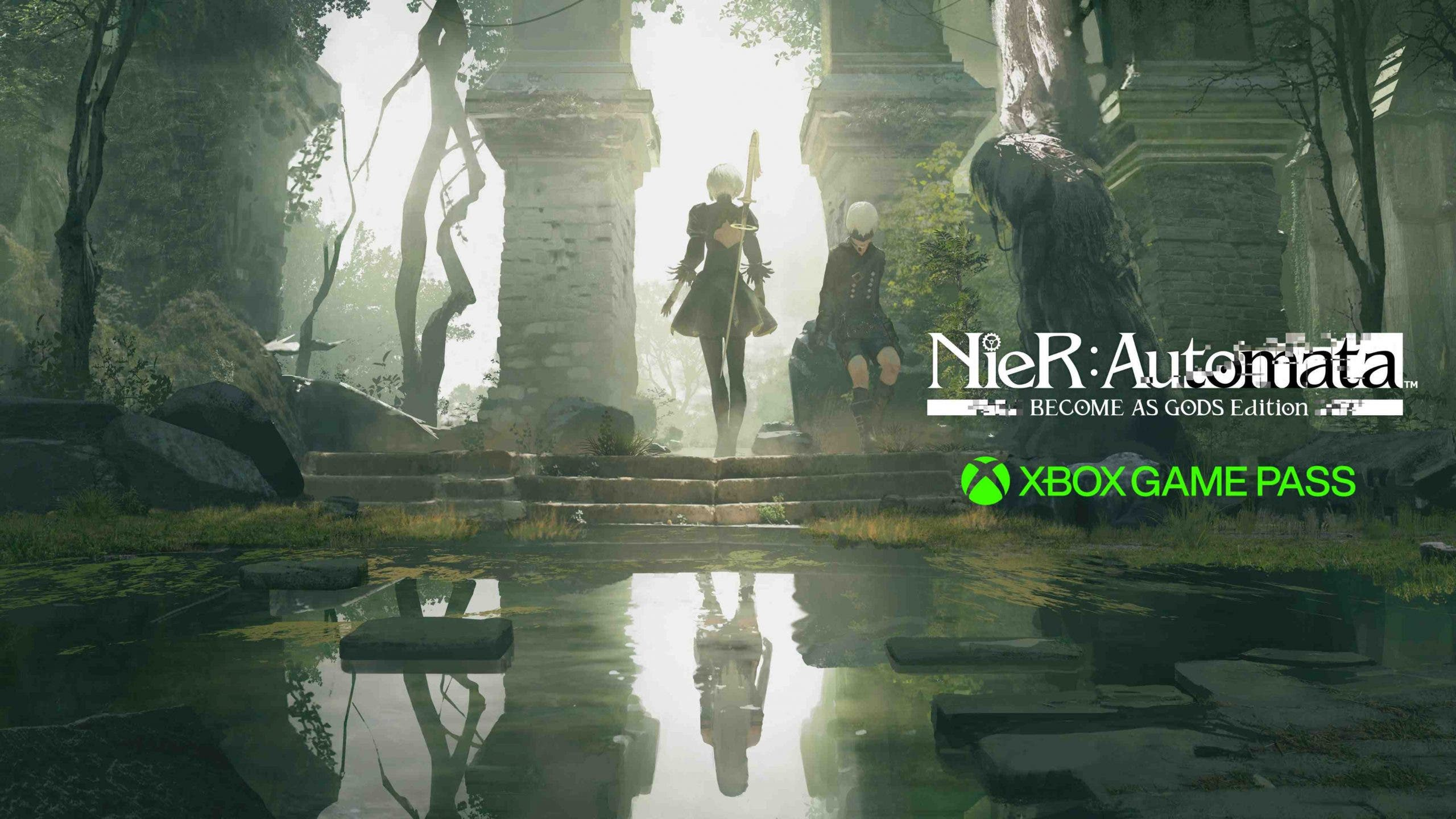 NieR Automata and 3 other new games on Xbox Game Pass
