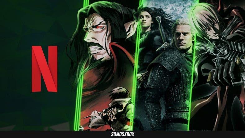 Las mejores series sobre videojuegos de Netflix