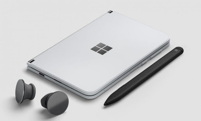 Microsoft está probando el soporte de xCloud para Surface Duo 1