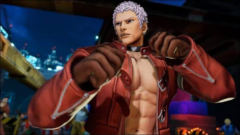 Yashiro Nanakase domina el nuevo tráiler de The King of Fighters 15 1