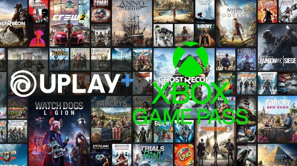 Los juegos de Ubisoft podrían llegar a Xbox Game Pass a finales de 2021