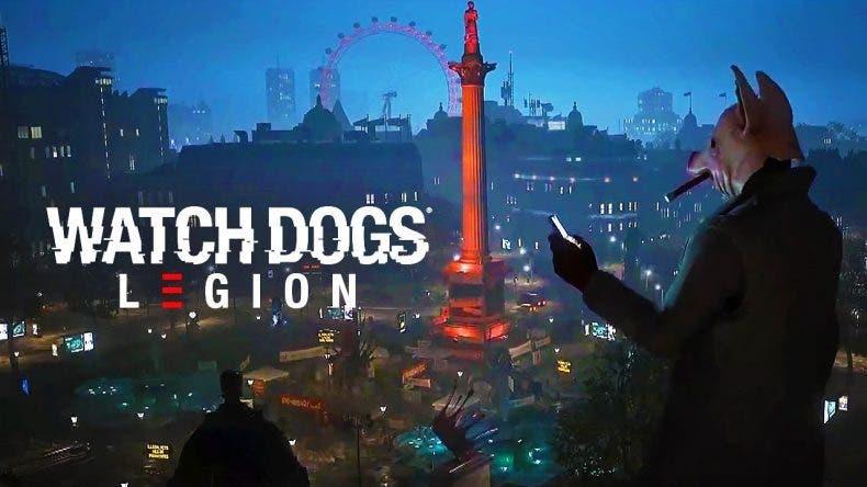 Watch Dogs Legion para Xbox nunca ha estado tan barato 1
