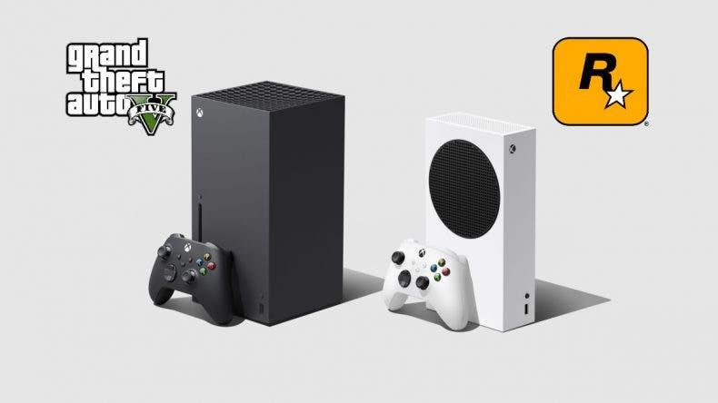 GTA V para Xbox Series X|S y PS5 no será un simple port