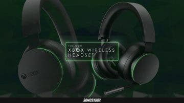 Buena oferta de los Xbox Wireless Headset 1