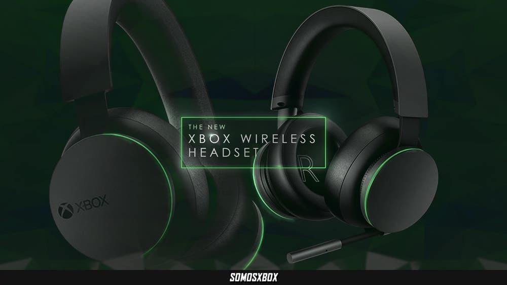 Buena oferta de los Xbox Wireless Headset 2