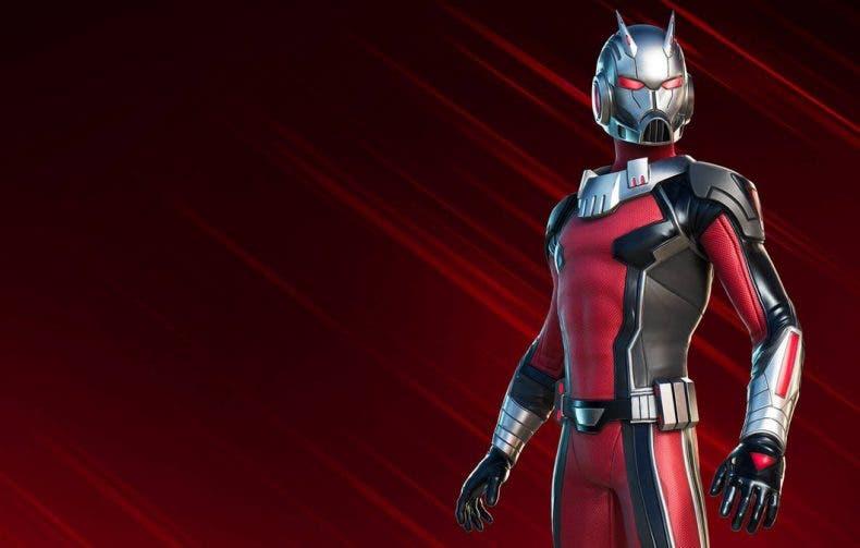 Ant-Man llegará a Fortnite con una nueva skin 1