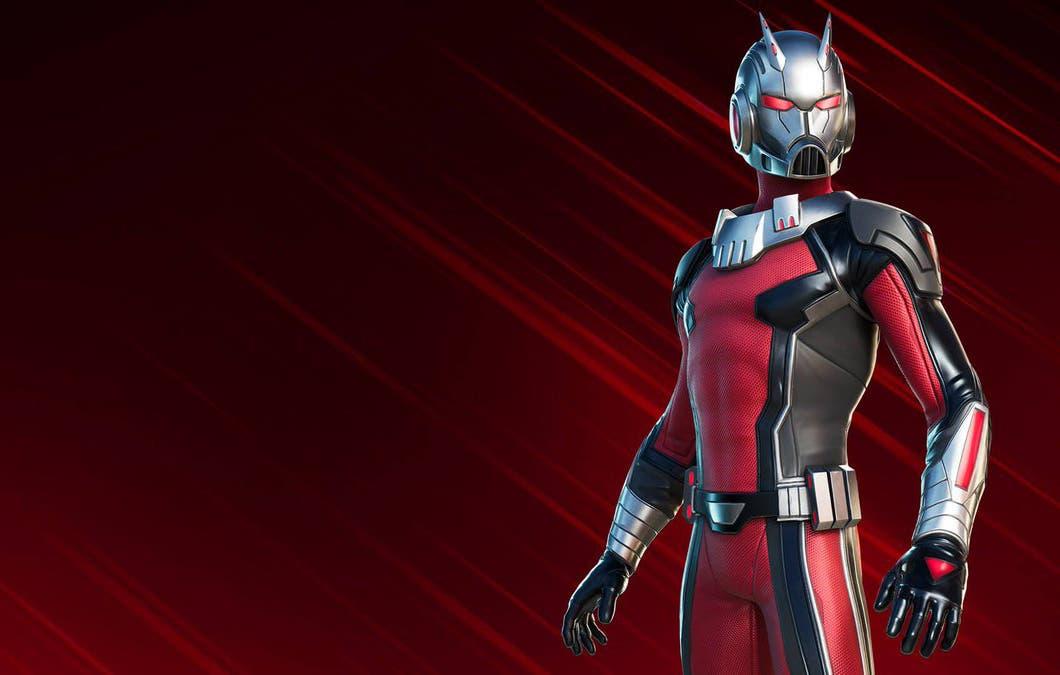 Ant-Man llegará a Fortnite con una nueva skin 2