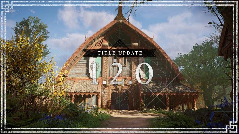 Assassin's Creed Valhalla añade un nuevo evento con su actualización 1.2.0 1