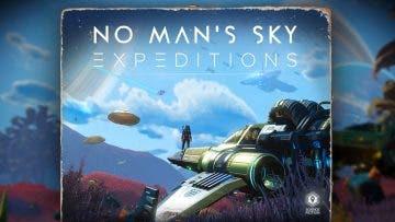 contenido de No Man's Sky: Expeditions