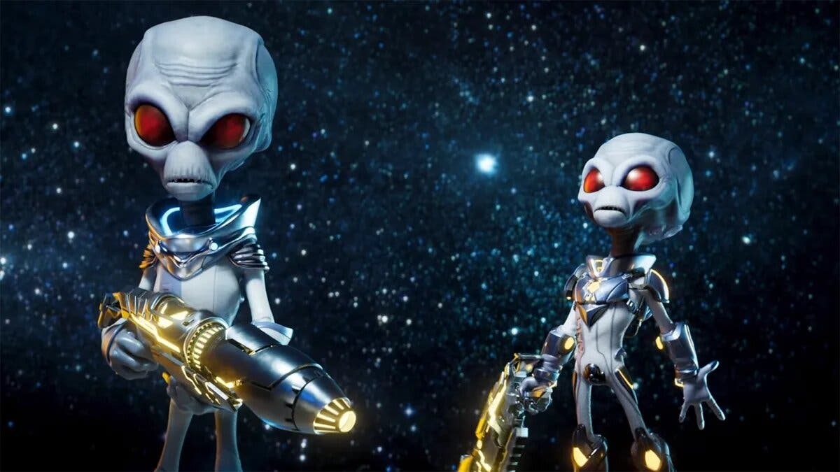 remake de Destroy All Humans! 2